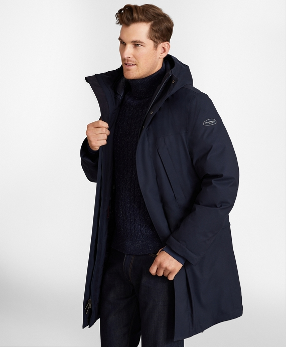 Polar Series™ Waterproof Tech Parka Navy