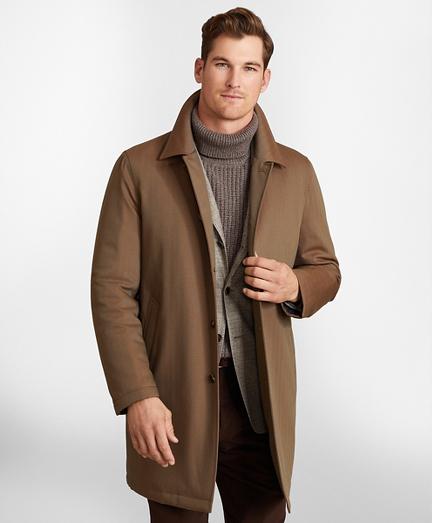 Golden Fleece® Trench Coat