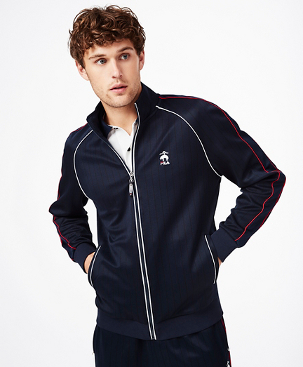 Brooks Brothers x FILA Warm-Up Jacket
