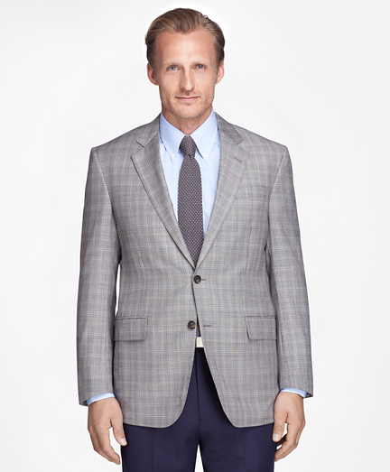 Madison Fit Plaid with Deco Sport Coat