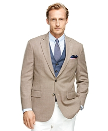 Madison Fit Two-Button Wool Sport Coat