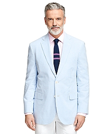 Madison Fit Seersucker Sport Coat