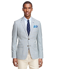 Milano Fit Check Sport Coat