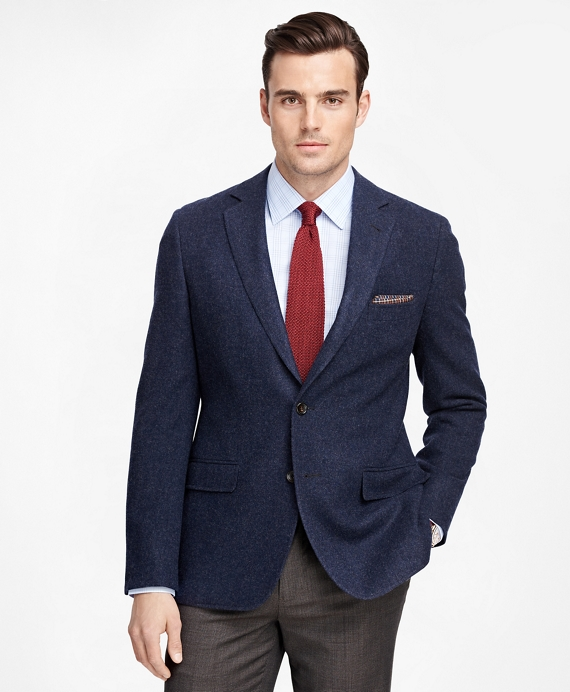 Fitzgerald Fit Two-Button Wool Sport Coat Blue