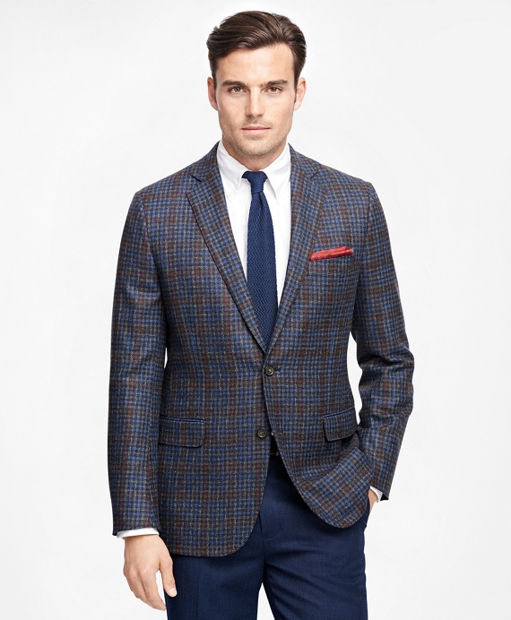 Fitzgerald Fit Check with Deco Sport Coat Navy