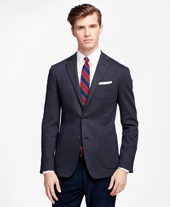 Milano Fit Sport Coat Navy