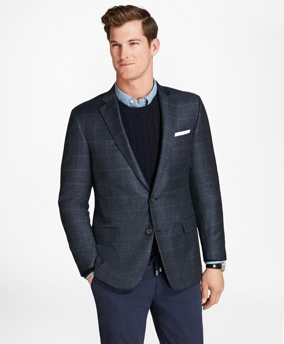 Regent Fit Check with Deco Sport Coat Blue