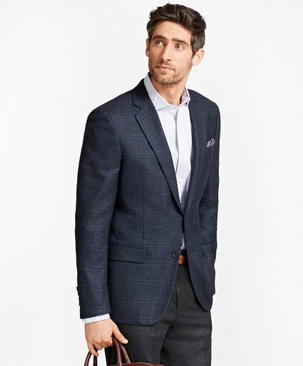 Madison Fit Check with Bold Deco Sport Coat