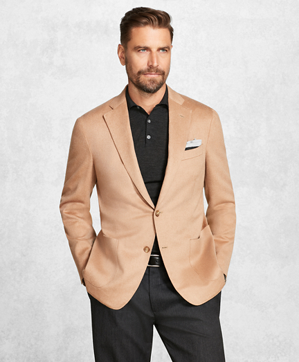 Golden Fleece® Camel Hair Sport Coat