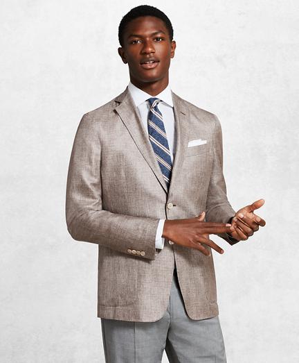Golden Fleece® BrooksCloud™ Beige Sport Coat