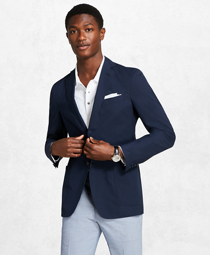 Golden Fleece® BrooksCloud™ Seersucker Sport Coat