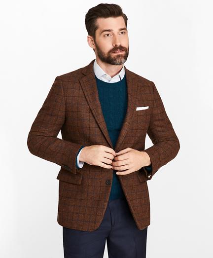 Regent Fit BrooksTweed® Multi-Deco Sport Coat