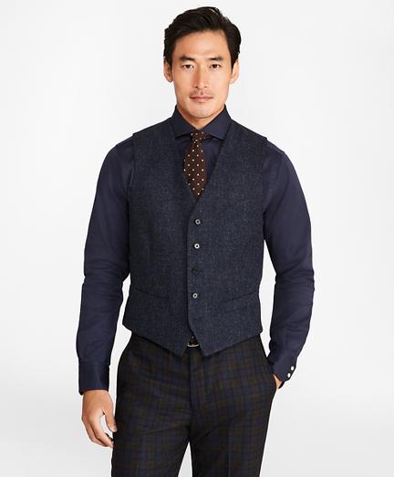 Donegal Five-Button Vest