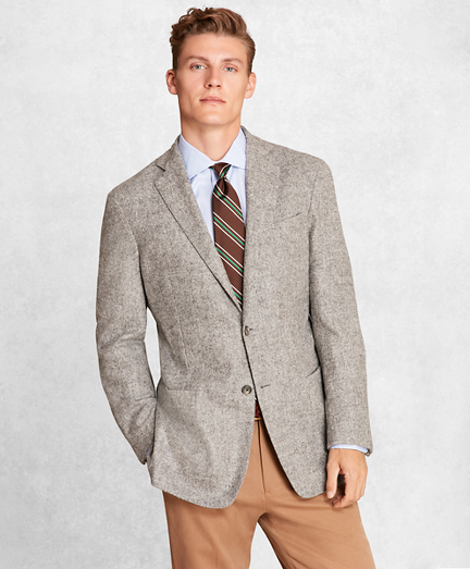 Golden Fleece® BrooksCloud™ Alpaca-Blend Twill Sport Coat