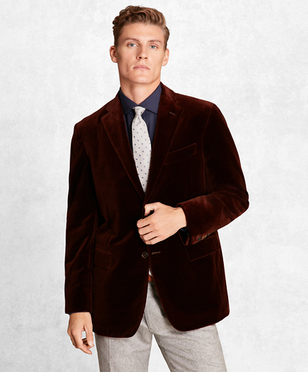 Golden Fleece® Velvet Twill Sport Coat