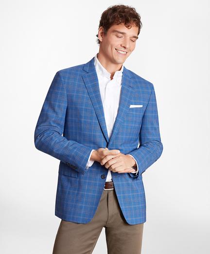 Regent Fit BrooksCool® Check Sport Coat