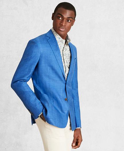 Golden Fleece® Wool-Blend Twill Sport Coat