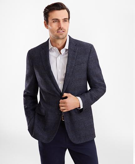 Regent Fit Glen Plaid Sport Coat