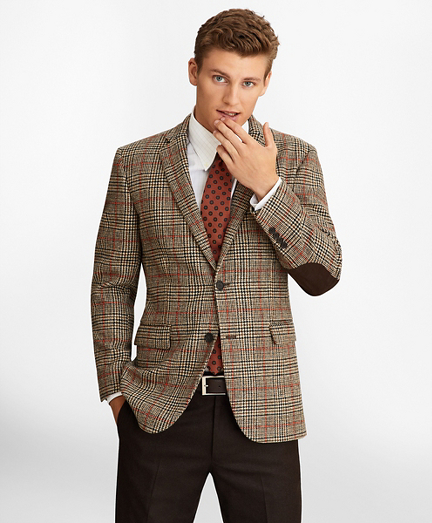 Milano Fit Plaid Sport Coat