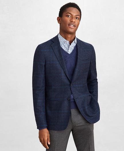 Golden Fleece® BrooksCloud™ Plaid Sport Coat