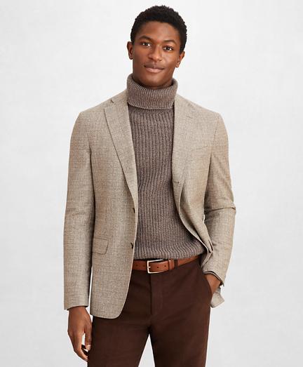 Golden Fleece® Three-Button Twill Sport Coat