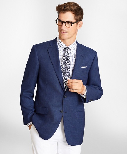 Madison Fit Hopsack Sport Coat