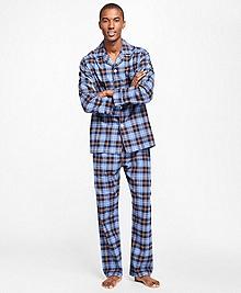 Plaid Flannel Pajamas