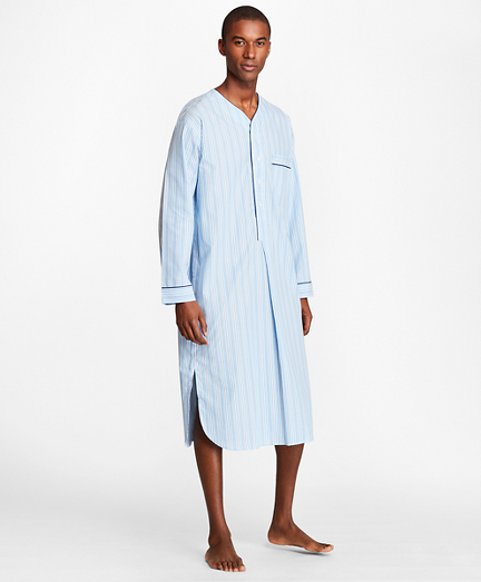 Multi-Stripe Nightshirt