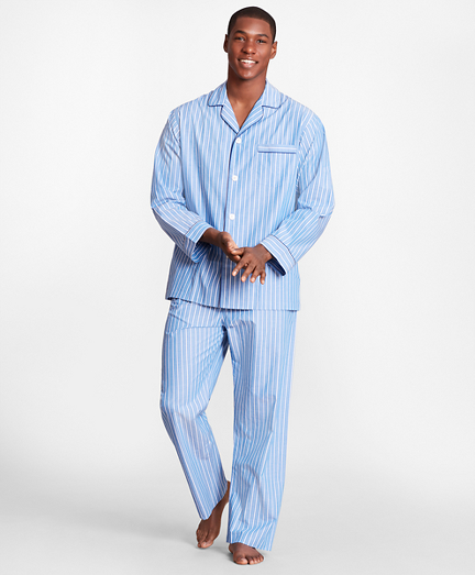 Stripe Pajamas