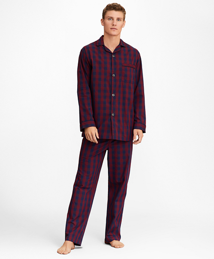 Buffalo Check Pajamas
