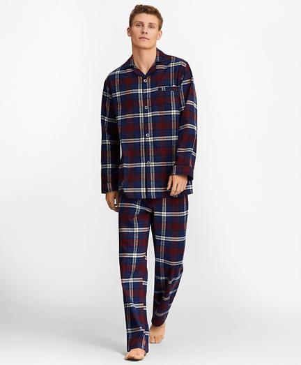 Signature Tartan Flannel Pajamas