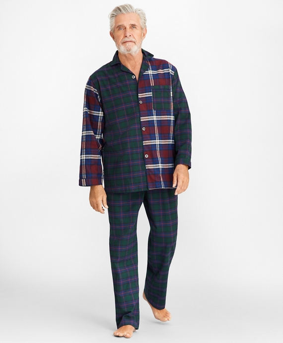 Fun Flannel Pajamas Multi