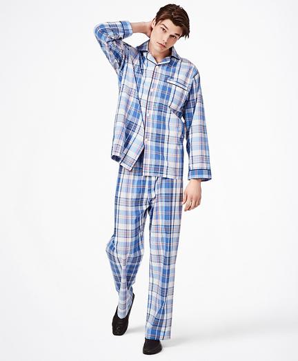 Madras Pajamas