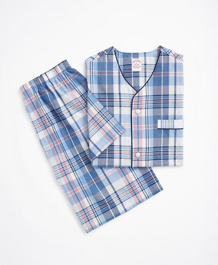 Madras Short Pajamas