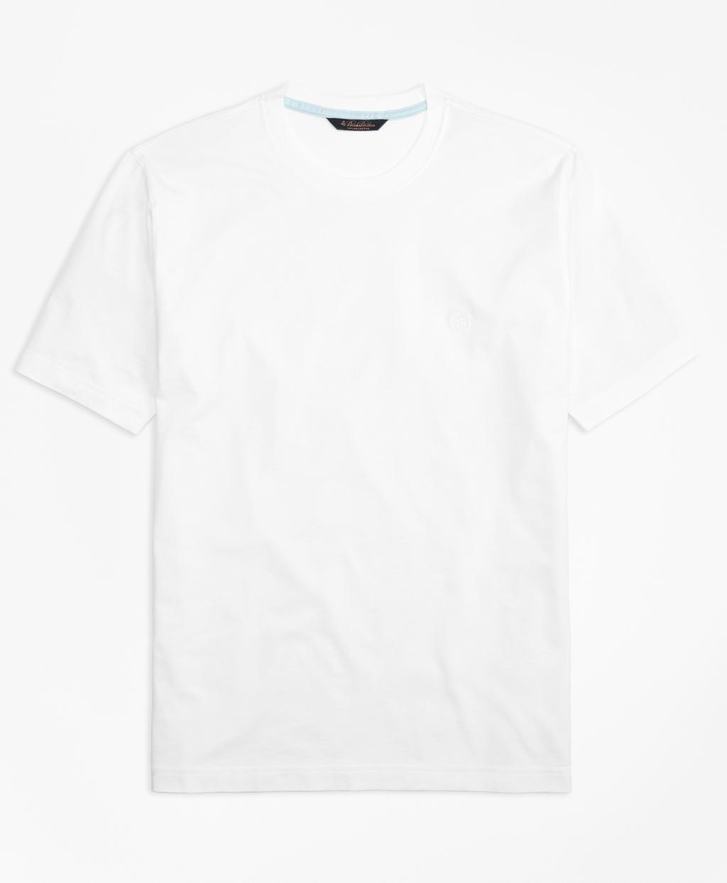 ecbe1fec441 Supima® Cotton T-Shirt - Brooks Brothers