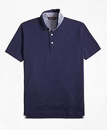 Slim Fit Vintage Wash Polo Shirt
