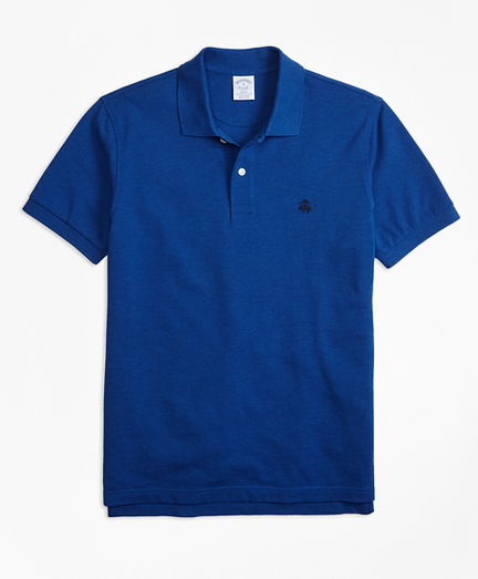 Slim Fit Supima® Cotton Performance Polo Shirt