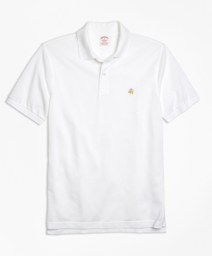 Original Fit Supima® Cotton Performance Polo Shirt-Basic Colors