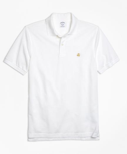 Slim Fit Supima® Cotton Performance Polo Shirt-Basic Colors