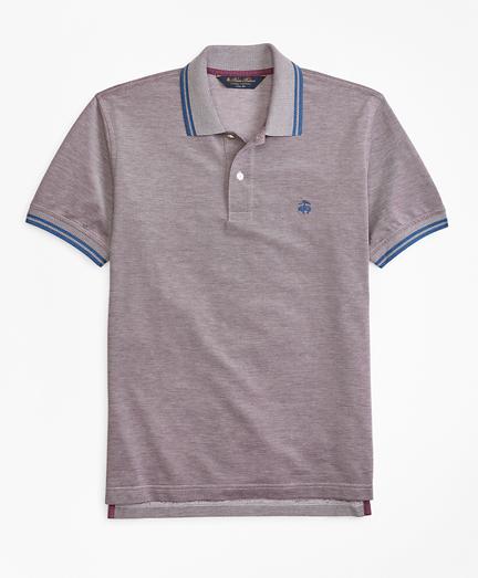 Slim Fit Supima® Polo Shirt