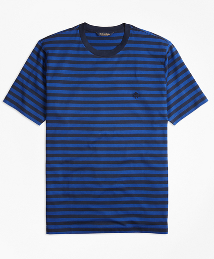 Bar Stripe Supima® Cotton T-Shirt