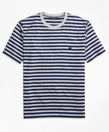 Bar Stripe Supima® Cotton T-Shirt