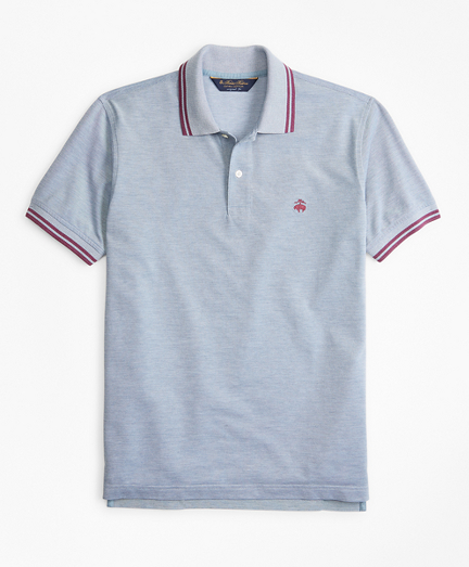 Original Fit Vintage Tennis Polo