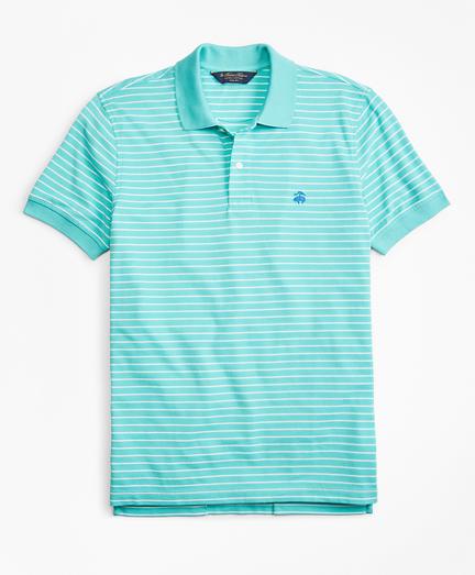 Original Fit Supima® Stripe Polo Shirt