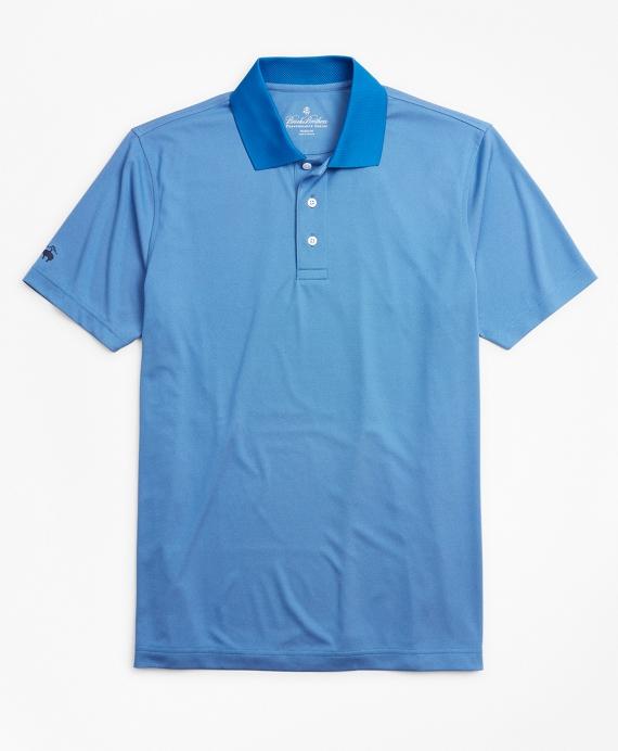 Performance Series Polo Shirt Blue