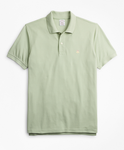 Extra-Slim Fit Stretch Supima® Cotton Performance Polo Shirt