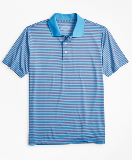 Performance Series Feeder Stripe Polo Shirt