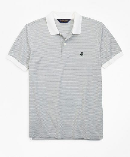 Original Fit Stripe Polo Shirt