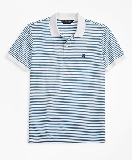 Original Fit Feeder Stripe Polo Shirt