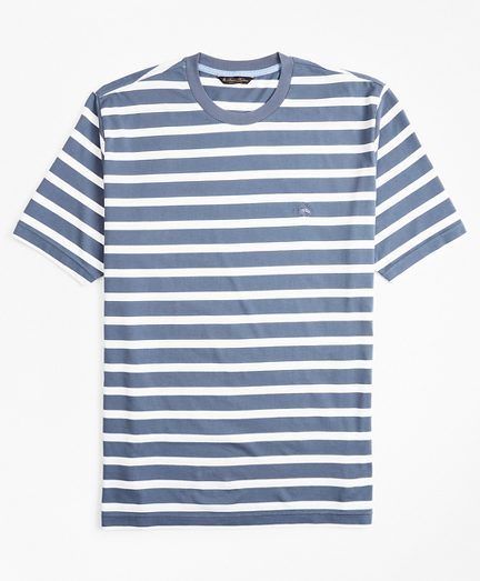 Supima® Cotton Stripe T-Shirt